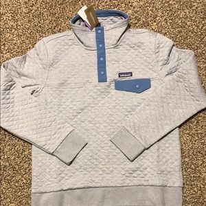 Woman Patagonia Snap-t quilted pullover